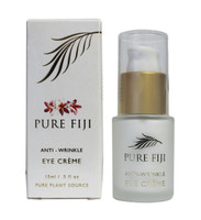Pure Fiji Anti-Wrinkle Eye Creme, 0.5 oz.