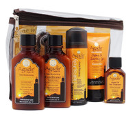 Agadir Argan Oil Hair-Care Travel Kit - 5 ct.