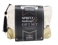 Poo-Pourri Spritz & Makeup Gift Set
