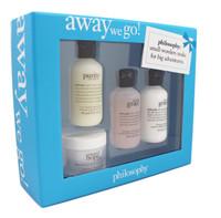 Philosophy Away We Go! Gift Set