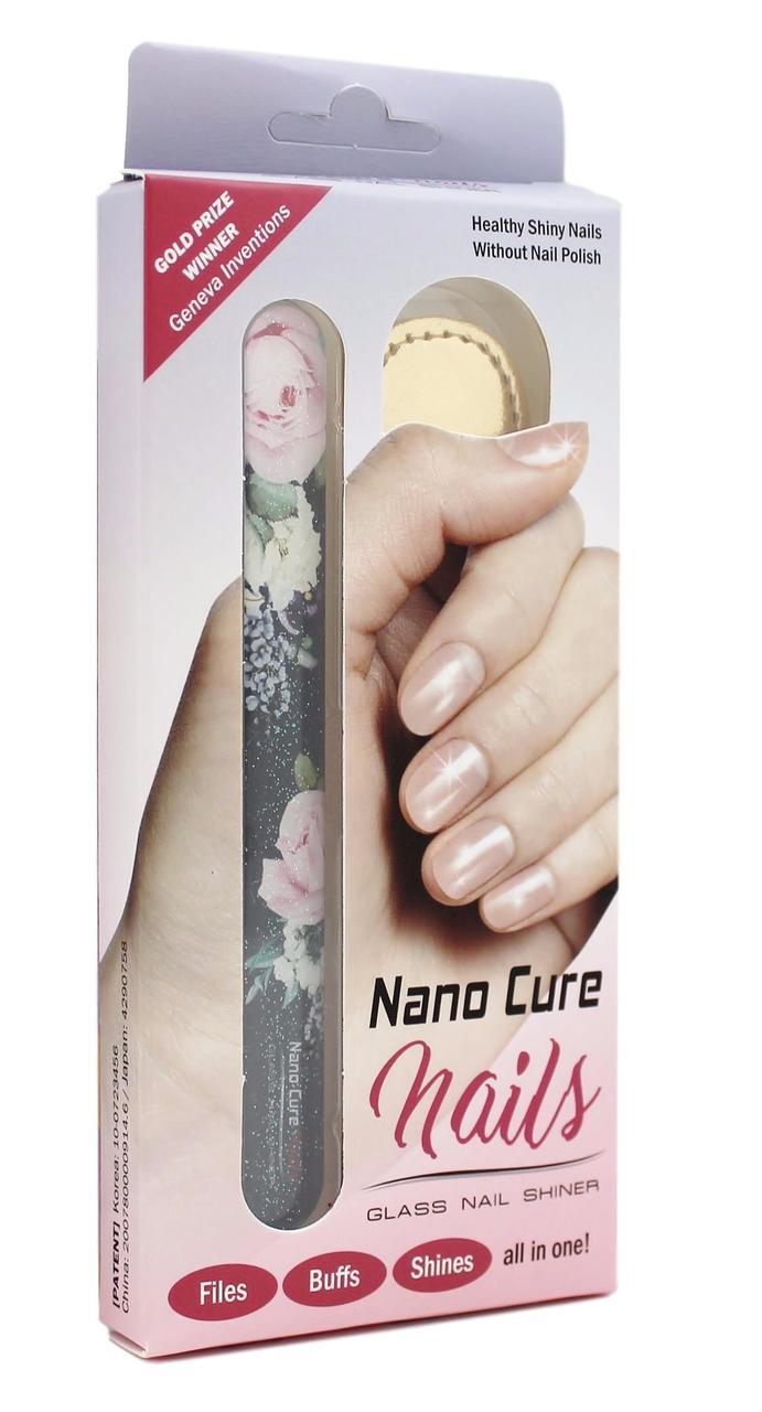 UAP Nano Cure Nails Glass Nail Shiner