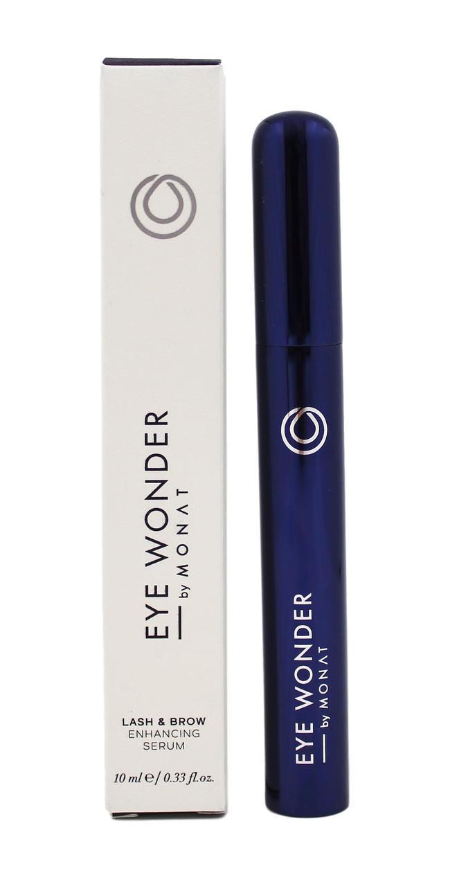 Monat Eye Wonder Lash Brow Enhancing Serum 0 33 Oz Lei S Cosmetics Store