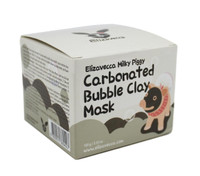 Elizavecca Milky Piggy Carbonated Bubble Clay Mask - 3.53 oz.