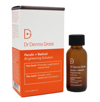 Dr. Dennis Gross Ferulic + Retinol Brightening Solution - 1 oz.
