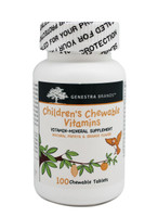 Genestra Brands Children's Chewable Vitamins - 100 tablets