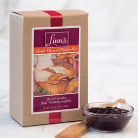 Linn's Fruit 'n Cream Muffin Mix