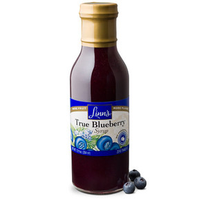 True Blueberry Syrup