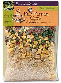 Red Pepper & Corn Chowder Mix