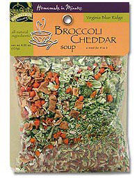 Broccoli Cheddar Easy Soup Mix