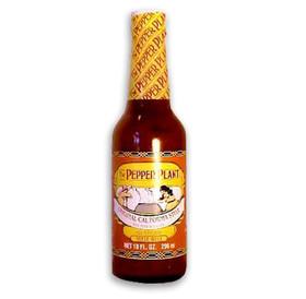 Pepper Plant Original California Style Hot Sauce 10 oz.