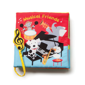 Fun with Sound Interactive Cloth Kids Books