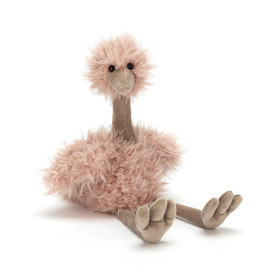 Plush Toy - Jelly Cat Ostrich - Ships Free
