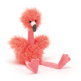 Plush Toy - Jelly Cat Baby Flamingo - Ships Free