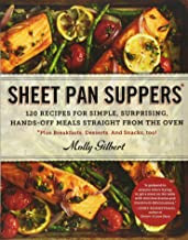 Sheet Pan Suppers Cookbook - Ships Free
