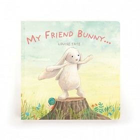 My Friend Bunny - Jelly Cat Book