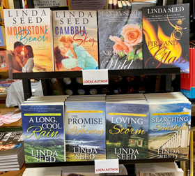 Cambria Setting Novels by Linda Seed - Ships Free