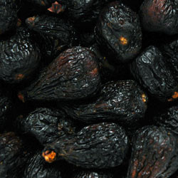 Fancy Black Mission Figs Dried