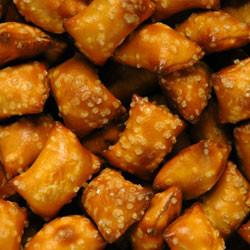 Linn's Peanut Butter Pretzels 8 oz.