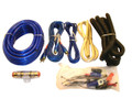 Amp Wiring Kit 4 Gauge 60 amps 1200w