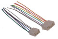 Mitsubishi FACTORY RADIO wiring harness 1987-1993