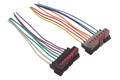 Ford/Lincoln/Mecury FACTORY RADIO wiring harness 86-97