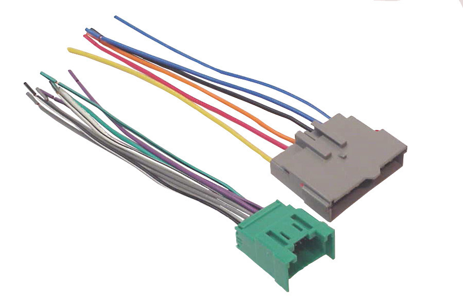 95 up ford explorer harness to non factory radio adapter mobilistics™ Ford F100 Wiring Harness 95 up ford explorer harness to non factory radio adapter price $3 49 image 1