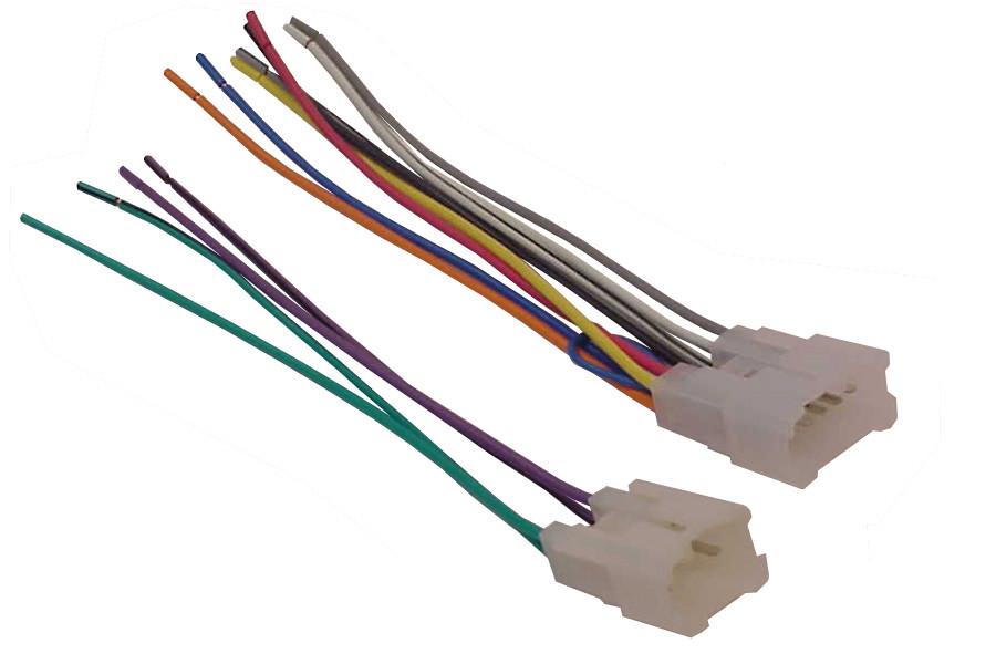 1987-2007 toyota / scion radio wiring harness  price: $3 49  image 1