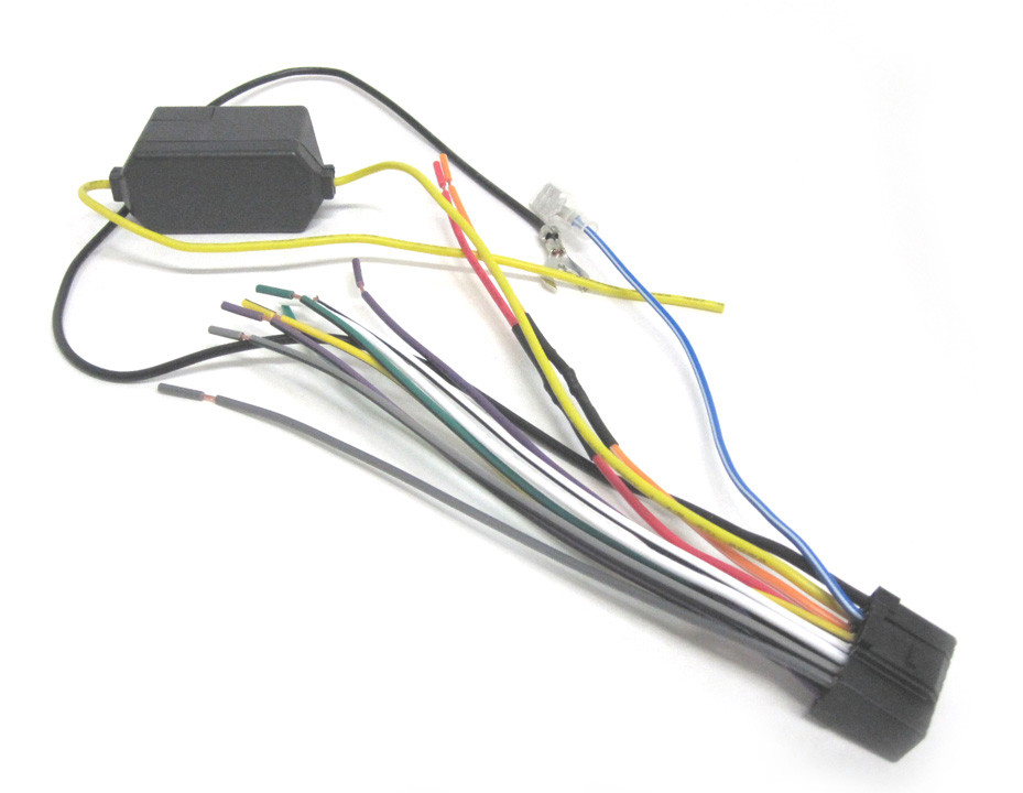 Pioneer Deh P6100bt Wiring Harness