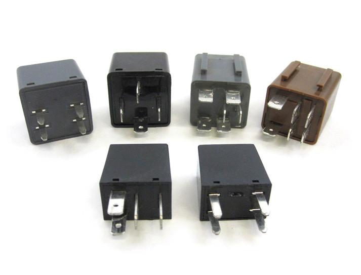 NoStart Remote Controlled Intelligent Relay w/ Remote - Starter/Fuel Pump  Immobilizer