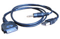 Pioneer AVIC, AVH, MVH models to Ipod and iPhone Interface Cable