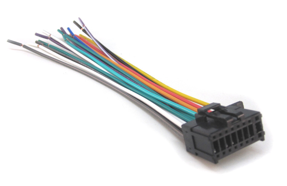 wire harness fits pioneer 16 pin wiring harness 2015 up a4 12 pin wire harness wire pioneer car stereo avic models
