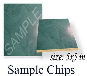 Atova Sample Products Chips Dread making samples for your customers? Wish you had a portfolio already prepared so you didn't have to? Now you do! Available from Atova are these convenient 5X5 handmade samples prepared with actual Atova product. Offered in a variety of finishes and kit sizes you can order from a 12 to 48piece pre-pack set or choose your own, either way, they make a great portfolio!