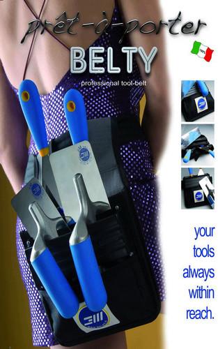 Professional Tool Belt for venetian plaster tools