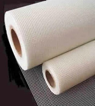 "12.5"" x 150 Ft  Roll White Fiberglass Mesh Cloth 4.5 OZ"