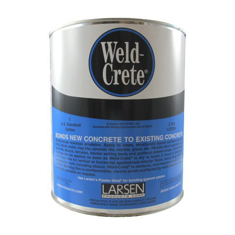 Weld-Crete® Concrete Bonding Agent