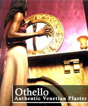 Othello Venetian Plaster made in Italy