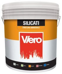 Outdoor silicate paint Silicate Mineral Silica Paint HP