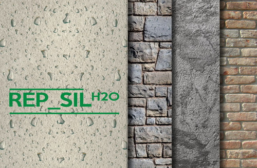REP SIL H2O Sealer - transparent protective