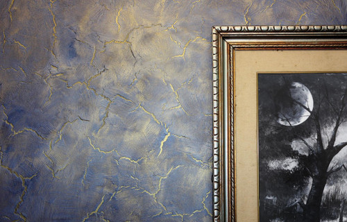 Venetian plaster Crackle