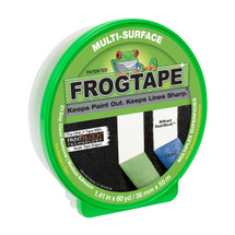 FROGTAPE BRAND MULTI-SURFACE PAINTER'S TAPE
