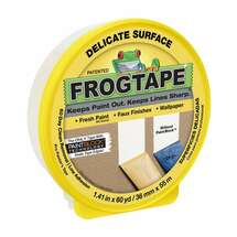 FROGTAPE® BRAND DELICATE SURFACE PAINTER'S TAPE