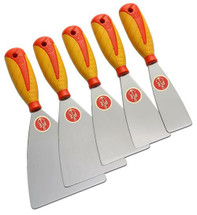 Pavan 501/IS - 5 Piece Spatula Set