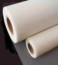 """9.5"""" X 150 Ft. Non Adhesive White Fiberglass Mesh Cloth 4.5 OZ"""