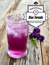Blue Ternate Tea