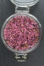 Wild Hibiscus & Rosemary Salt