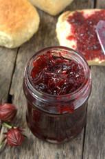 Wild Hibiscus Chili Jam
