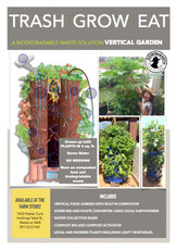 Vertical Food Garden Unit