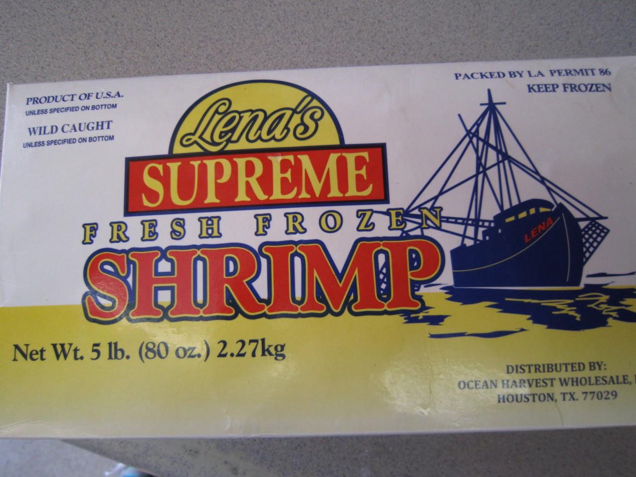 IQF 70/90 count Shrimp (price per 5 lbs)