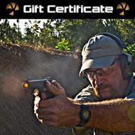 Talon CCW Basic Firearms Class - Gift Certificate