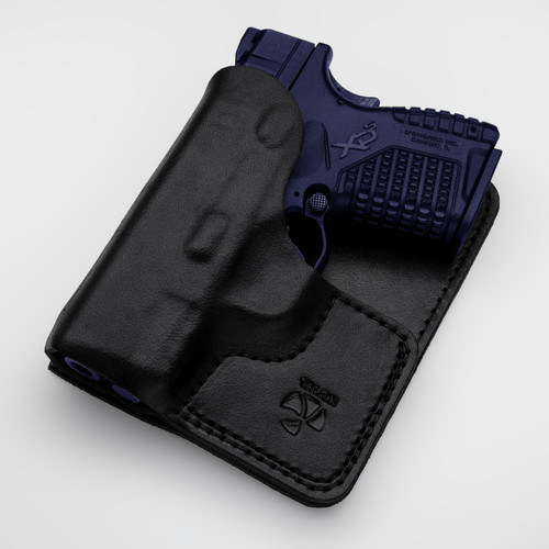XDS Wallet Black Right hand